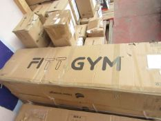   1X   NEW IMAGE FITT GYMS   UNCHECKED AND BOXED   NO ONLINE RESALE   RRP £219.99   TOTAL LOT RRP £