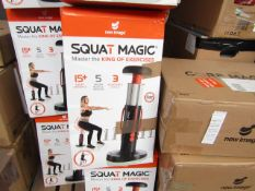   2X   NEW IMAGE SQUAT MAGIC   UNCHECKED AND BOXED   NO ONLINE RE-SALE   SKU C5060191467513   RRP £