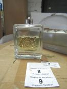 Juicy Couture Viva La Juicy - 100ml bottle - 70% full - RRP £50