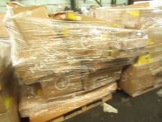 Mixed pallet of Made.com customer returns to include 26 items of stock with a total RRP of