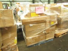 Mixed pallet of Made.com customer returns to include 19 items of stock with a total RRP of