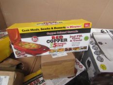   2X   GOBLIN BAGGED CYLINDER VACUUM CLEANER   UNCHECKED & BOXED   NO ONLINE RESALE   SKU -   RRP £