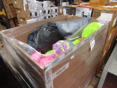 1X PALLET OF APPROX 20-25 HAPPY NAPPER SLEEPING BAGS   THIS PALLET IS ALL CUSTOMER RETURNS SO SOME