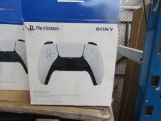 Playstation 5 Controller - Tested Working & Boxed - RRP £59.99