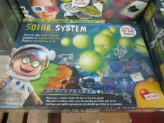 Lisciani - Im A Genius Science Solar System Science Activity Set - New & Boxed.