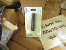 | 4x | ONN 3350MAH BOX OF 4 POWER BANK WITH MICRO USB CABLE | NEW & BOXED | NO ONLINE RESALE | SKU