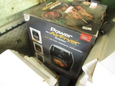 | 1X | POWER AIR FRYER 5.7L | UNCHECKED & BOXED | NO ONLINE RESALE | RRP £149.99 |