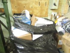 1X PALLET OF RAW CUSTOMER RETURN ELECTRICAL ITEMS WITH SOME FITNESS | FROM A LARGE ONLINE RETAILER |