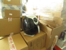 | 5X | POWER AIR FRYER XL | UNCHECKED & BOXED | NO ONLINE RESALE | RRP £149.99 | TOTAL LOT RRP £
