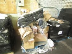 1X PALLET CONTAINING CONTAINING AROUND 15 SALVAGE ITEMS FROM AN ONLINE RETAILER | ALL IN NON