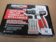 1x CL HAMMER CAT139 AIR, This lot is a Machine Mart product which is raw and completely unchecked