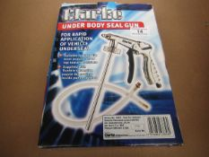 1x CL UNDERSEALGUN CUB3, This lot is a Machine Mart product which is raw and completely unchecked