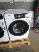 Hisense 9Kg Steam mix washing machine with Dose Assist, powers on and spins but we have not