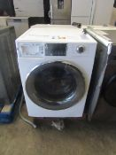 Haier HW120-B14876 washing machine, powers on and spins but the soap drawer front has comes off,