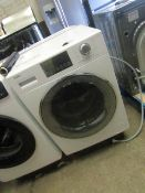 Haier HW100-B14876 washing machine, no power cable coming out of the machine so unable to check.
