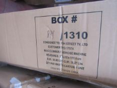1X INOVA MAXI CLIMBER EXERCISE MACHINE | UNCHECKED & BOXED | NO ONLINE RE-SALE | RRP £150