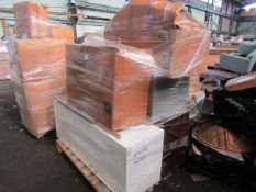Mixed pallet of Swoon Editions customer returns to include 12 items of stock with a total RRP of
