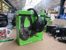 Turtle Beach Stealth 700 Wirelss Gaming Headset - For Xbox - Cannot test due to no console & Boxed -
