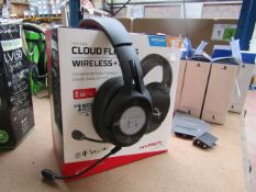 Hypex Cloud Flight S Wireless gaming headset, uncehcked and boxed, RRP £129.