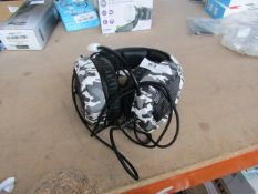 Wired Gaming Headset with Arctic Camo Design - Untested & Unboxed -