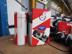 UE Megaboom McLaren F1 Team Special 30th Anniversary Edition Featuring the MP4/4 - Tested