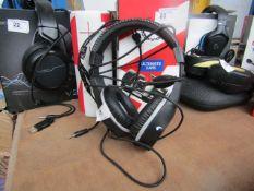 Blackweb Gaming Headset - Untested & Unboxed -