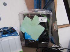 Sennheiser HD202 Overhead Wired Headphones - Untested & Boxed - RRP £30