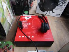Mpow Bluetooh headset - Unchecked & Boxed -