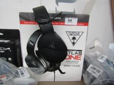 Turtle Beach Atlas One Wired Gaming Headset - Untested & Boxed - RRP £40