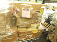 Mixed pallet of Made.com customer returns to include 20 items of stock with a total RRP of