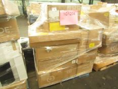 Mixed pallet of Made.com customer returns to include 21 items of stock with a total RRP of