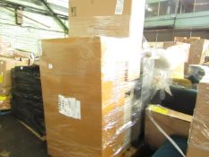 | 1X | PALLET OF FAULTY / MISSING PARTS / DAMAGED CUSTOMER RETURNSCOX & COX STOCK UNMANIFESTED |