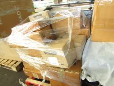 Mixed pallet of Swoon Editions customer returns to include 19 items of stock with a total RRP of