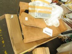 Mixed pallet of Made.com customer returns to include 3 items of stock with a total RRP of