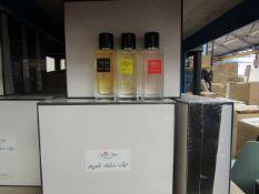 Desert Rose London - Triple Rose Eau De Parfum Vaporisateur Spray (3x 75ml) - New & Boxed.
