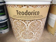 Teodorico - Lime-Based Decorative Coating For Interiors & Exteriors With Gold, Silver & Bronze