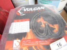 """Vulcan - HEART BAR 23X10 - 146MM WIDE (5 3/4"""") - (5 Pairs) - New & Boxed."""