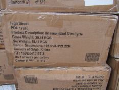 | 2X | SLIM CYCLE EXERCISE MACHINE | UNCHECKED AND BOXED | NO ONLINE RE-SALE | SKU- | RRP £199.