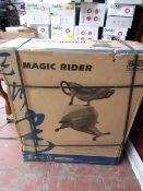 Magic Rider - Toner & Trainer - Untested & Boxed.