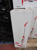 | 1X | GOBLIN WHITE 9 IN 1 MULTIFUNCTIONAL STEAM CLEANER | UNCHECKED AND BOXED | NO ONLINE