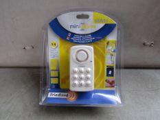 7x Friedland Mulri Purpose Personal alarms, new