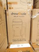   5X   DREW AND COLE SOUP CHEF   UNCHECKED & BOXED   NO ONLINE RESALE   SKU C5060541516809   RRP £