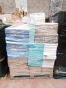 1X PALLET CONTAINING APPROX 30 HOME ELECTRICAL AND FITNESS ITEMS   THIS PALLET IS UNCHECKED AND