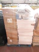 1X PALLET CONTAINING APPROX 35 HOME ELECTRICAL AND FITNESS ITEMS   THIS PALLET IS UNCHECKED AND