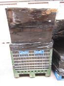 1X PALLET CONTAINING APPROX 6 HOME ELECTRICAL AND FITNESS ITEMS   THIS PALLET IS UNCHECKED AND