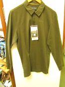 Craghopper Bryson Long Sleeve Polo Shirt, new size S, RRP £45