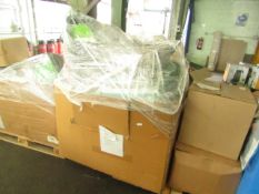 1X PALLLET CONTAINING CUSTOMER RETURN GENERAL ITEMS | ALL UNCHECKED |