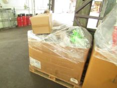1X PALLET CONTAINING CUSTOMER RETURN GENERAL ITEMS | ALL UNCHECKED |