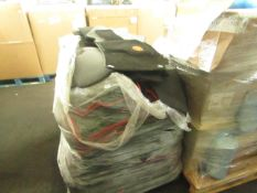 1X PALLET CONTAINING PRE CUT CAR MATS FOR VARIOUS VEHICLES SUCH AS HONDA, VOLKSWAGEN & MORE | CANNOT