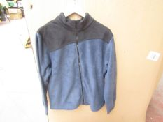 Adult Size Fleece Jacket Tops - New & Packaged - RRP £14.99.